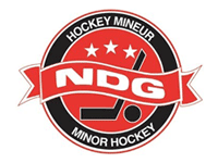 Enseignes Magnétiques (Car Magnet)-NDG Hockey